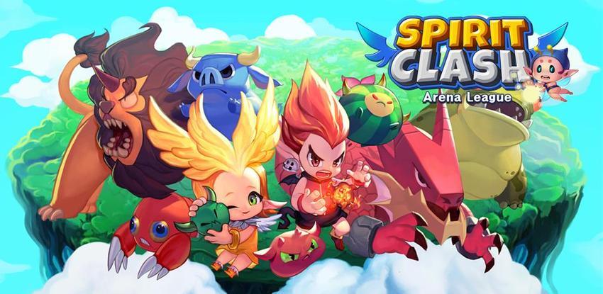 Spirit Clash: Arena League APK