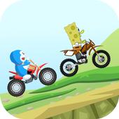 Sponge Vs Doramon Racing Adventure World icon