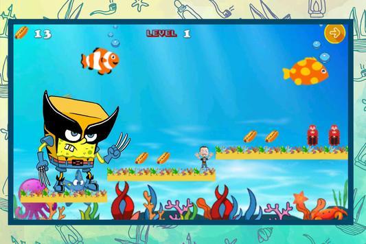 Sponge X apk screenshot