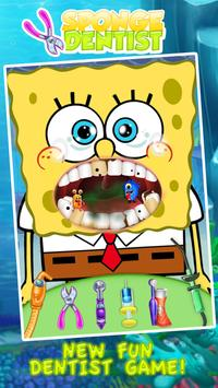 Sponge Dentist Kids Game poster