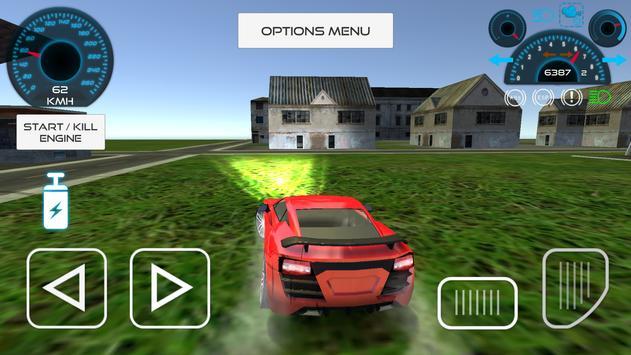 Sport Car Driving Simulator screenshot 14