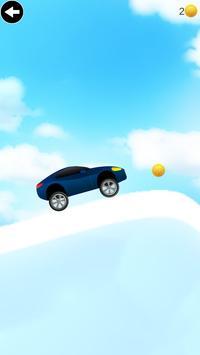sport car mountain game apk screenshot