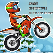 Hill Climb Sport Motorcycle In Wild Everest icon