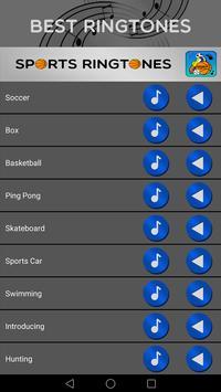 Sports Ringtones screenshot 3