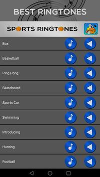Sports Ringtones screenshot 2