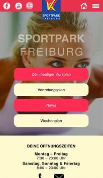 Sportpark apk screenshot