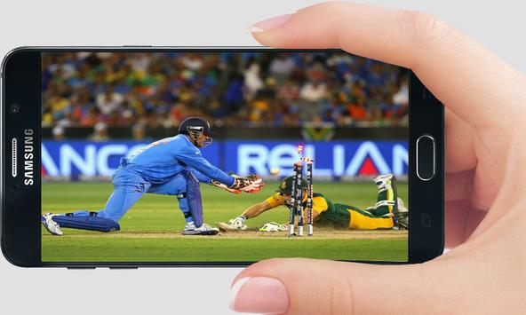 Live Cricket  HD Streaming poster
