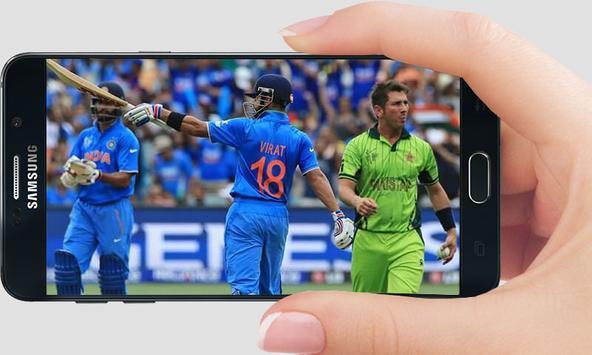 Live Cricket  HD Streaming screenshot 2