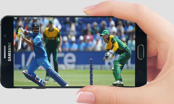 Live Cricket  HD Streaming screenshot 7
