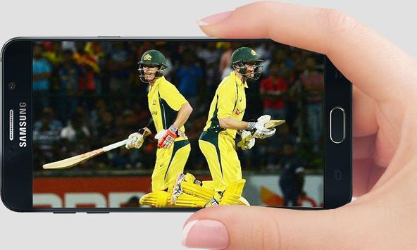 Live Cricket  HD Streaming screenshot 5
