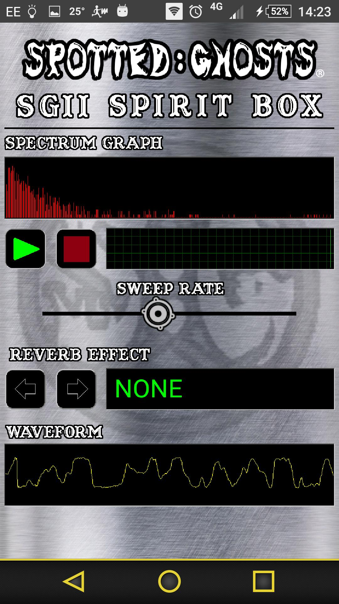 SG2 Spirit Box for Android - APK Download