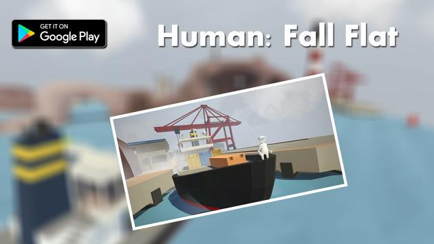 Tips for Human Fall Flat poster