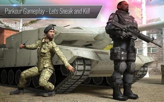 Amazing Spider Survival Stealth Strike Modern Ops apk screenshot