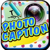 Selfie Photo Captions icon