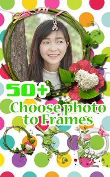 Picture Frames And Effects App poster