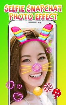 Selfie Snapchat Photo Effect screenshot 4