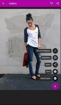 Daily Spring Outfit Ideas apk screenshot