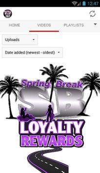 SpringBreak® 365 apk screenshot