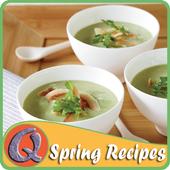 Spring Recipes icon