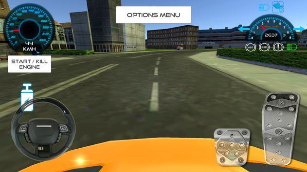 Sprinter Minibus Driving apk screenshot