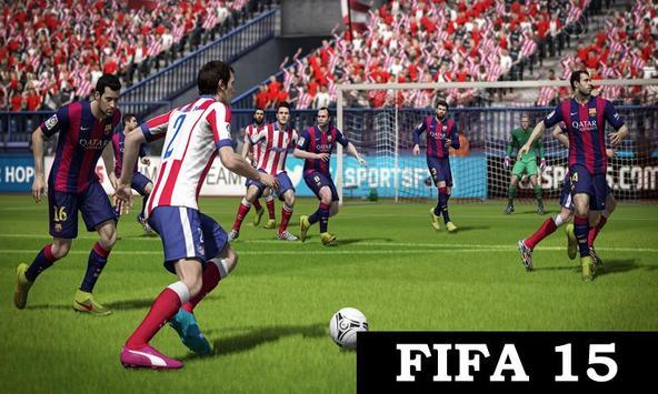 Cheat Guide FIFA 15 screenshot 1