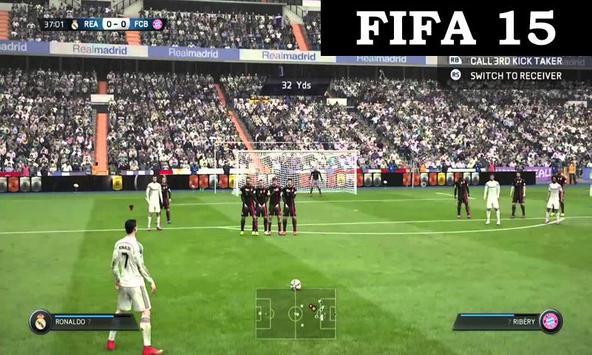 Cheat Guide FIFA 15 screenshot 2