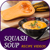 Squash Soup Recipe icon