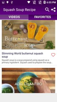 Squash Soup Recipe screenshot 5