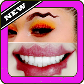 Squiggly Makeup icon
