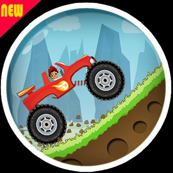 Hill Blaze Climb Monster apk screenshot