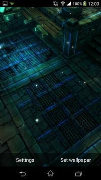 Dark Dungeon I Live Wallpaper screenshot 5