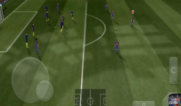 Trick of Dream League Socer 17 apk screenshot