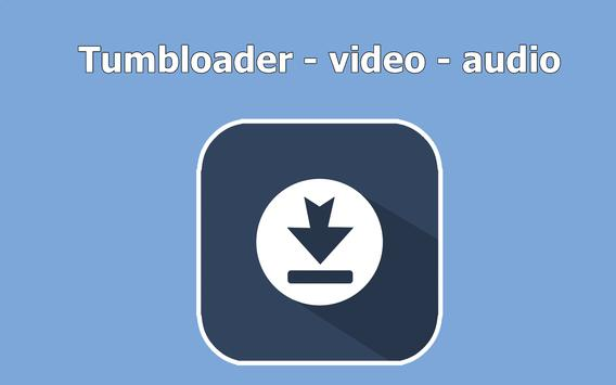 Tumbloader-saver ProTumbler poster
