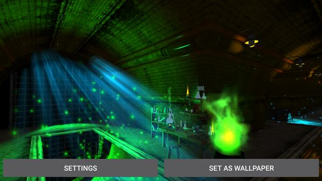 3D  Tunnel Live Wallpaper screenshot 9