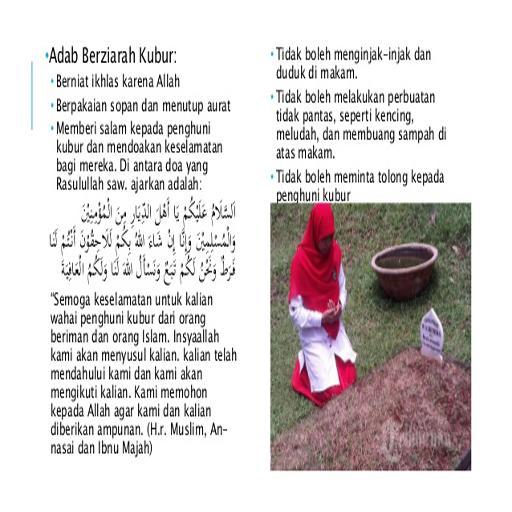 Tuntunan Ziarah Kubur for Android - APK Download