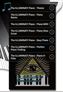 ILLUMINATI Piano Ringtones poster