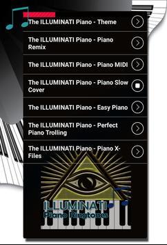 ILLUMINATI Piano Ringtones screenshot 1