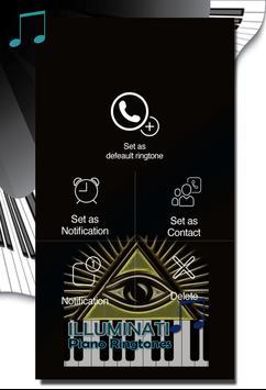 ILLUMINATI Piano Ringtones screenshot 2