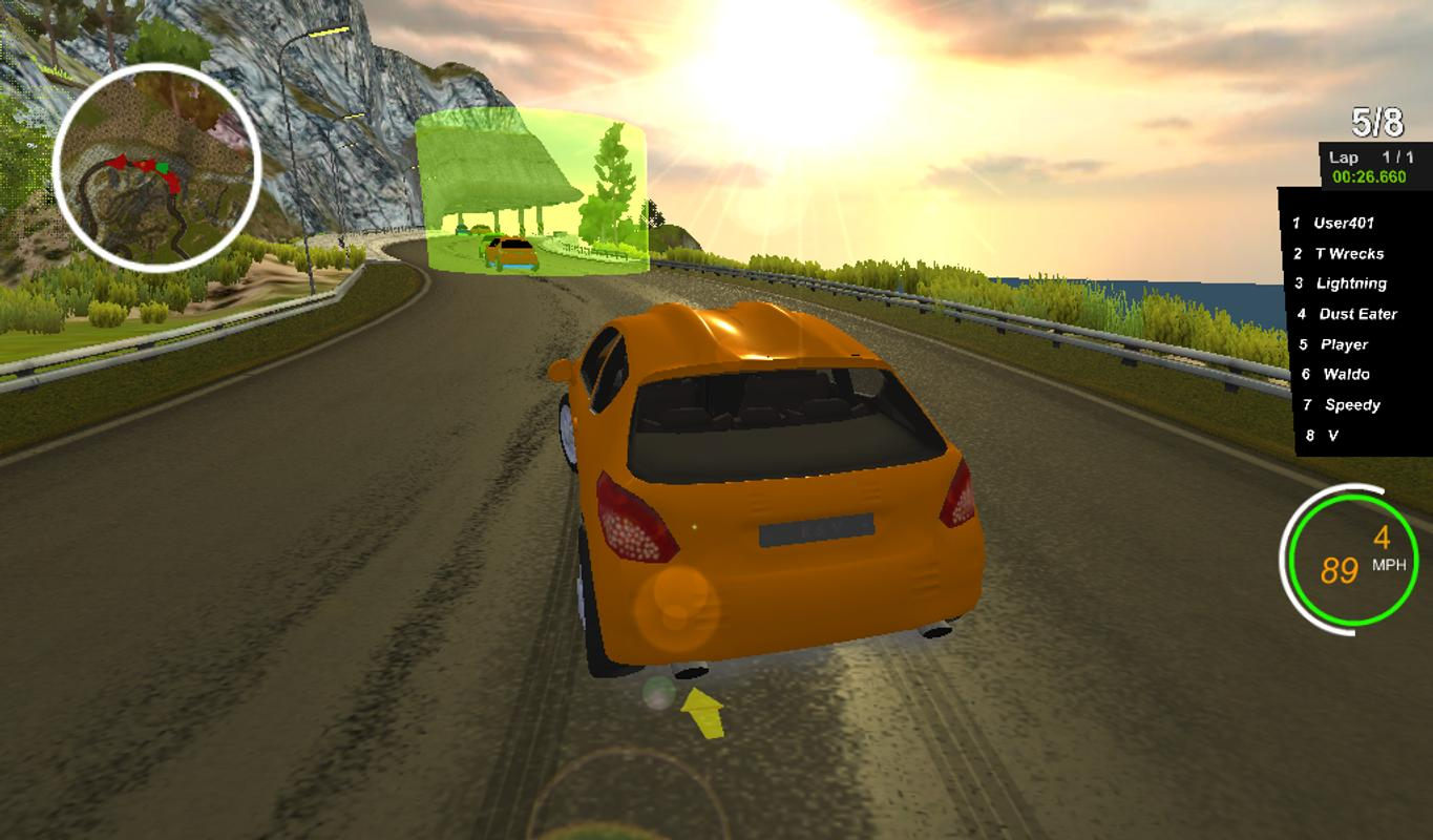 Unity Racing Game Template For Android Apk Download