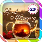 GIF Good Morning 2017 icon