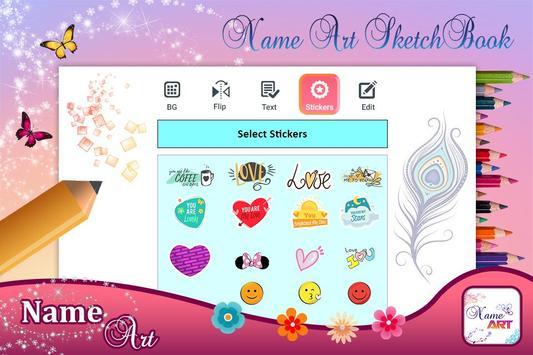 Name Art : Stylish Name Maker screenshot 3