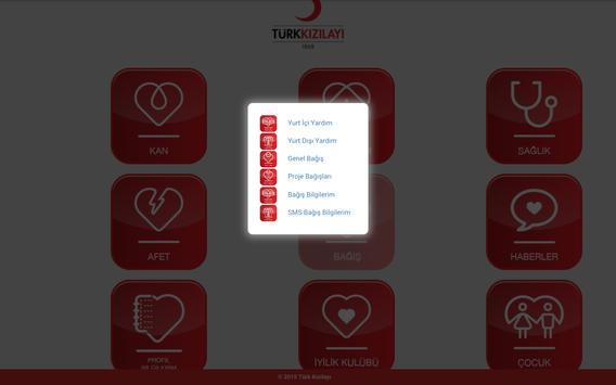 Türk Kızılayı apk screenshot