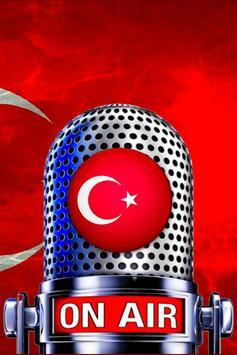 Turkey Radio poster
