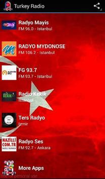 Turkey Radio screenshot 3