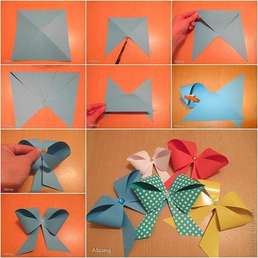 Langkah-langkah membuat Origami Burung Camar | Fachri's Blog | 512x512