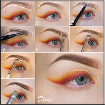Beautiful Eyebrow Tutorial poster