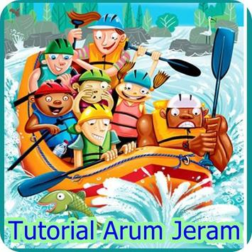 Tutorial Arum Jeram apk screenshot