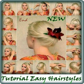 Tutorial Easy Hairstyles icon