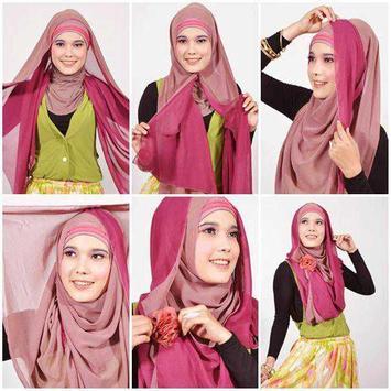 Tutorial Hijab Pashmina screenshot 1