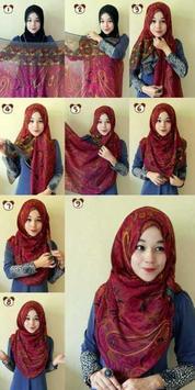 Tutorial Hijab Pashmina screenshot 2